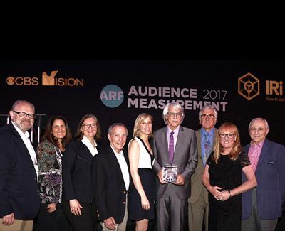 Jim Spaeth Honored With ARF's Erwin Ephron Demystification Award